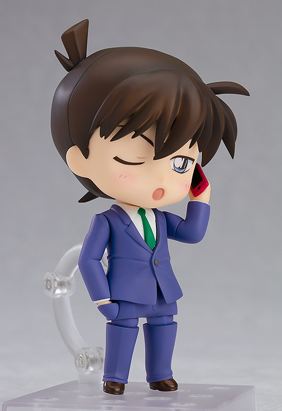 Figuras: Adorables Nendoroid de Shinichi y Ran de Detective Conan - Good Smile Company