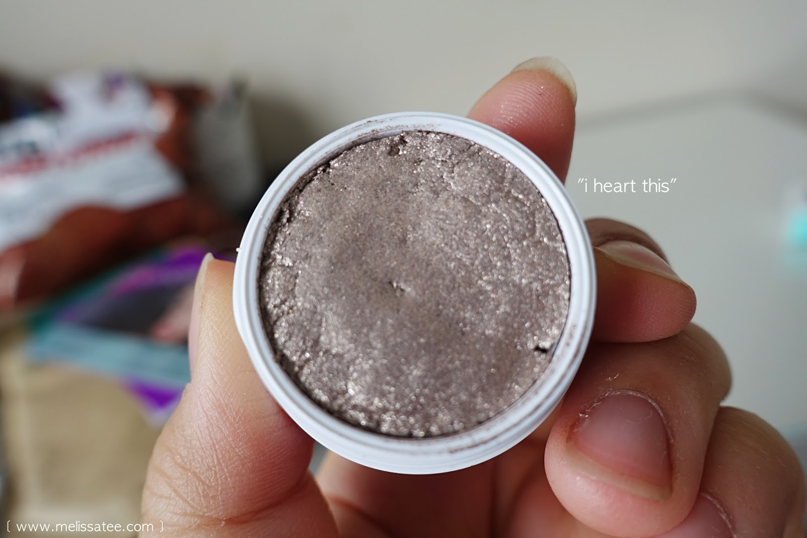 ColourPop Cosmetics, ColourPop, ColorPop, Colour Pop, Eyeshadows, Colourpop eyeshadow swatches, ColourPop I Heart This Swatch, I heart this