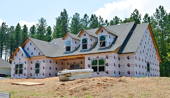 Buying a New Home During Construction