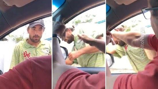 defensoria indenizacao morador rua agredido empresarios
