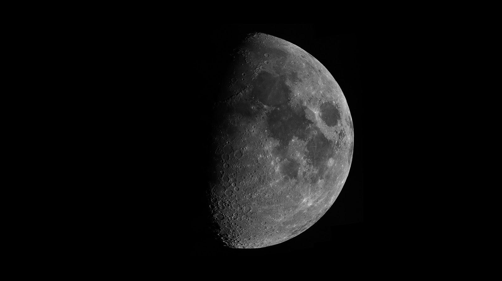 Short Circuits And Infinite Loops 4k Wallpaper Partial Moon