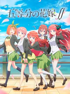 Assistir The Quintessential Quintuplets (Gotoubun no Hanayome) Online