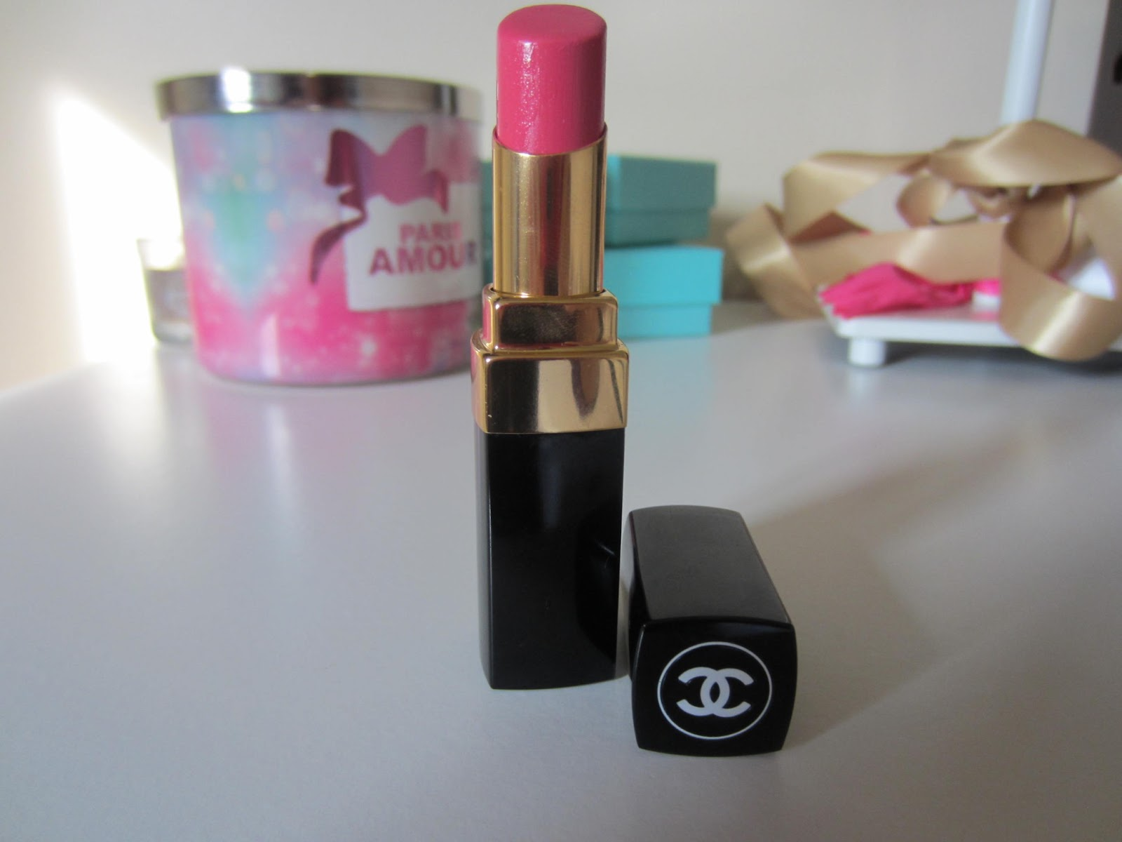 Chanel Rouge Coco Shine In Romance Naghmeh Lesani