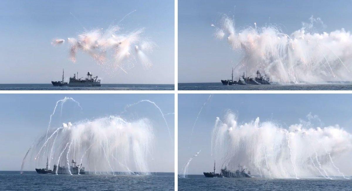 Сімферополь успішно відстрілявся на черговому етапі держвипробувань
