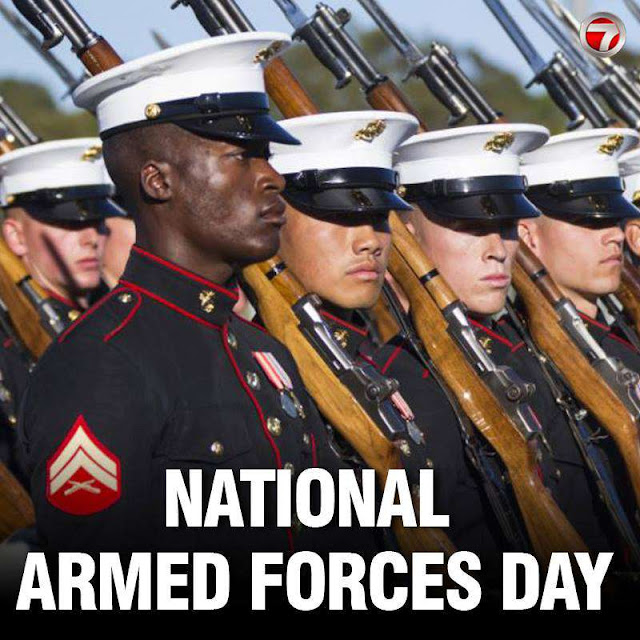 National Armed Forces Day Wishes Photos