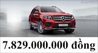 Giá xe Mercedes GLS 500 4MATIC 2017