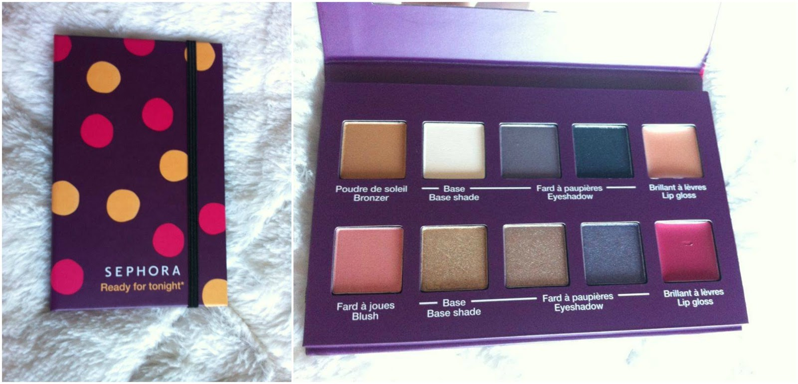 My Beauty Notebooks: Eye, Face & Lip Palettes by Sephora Collection #10