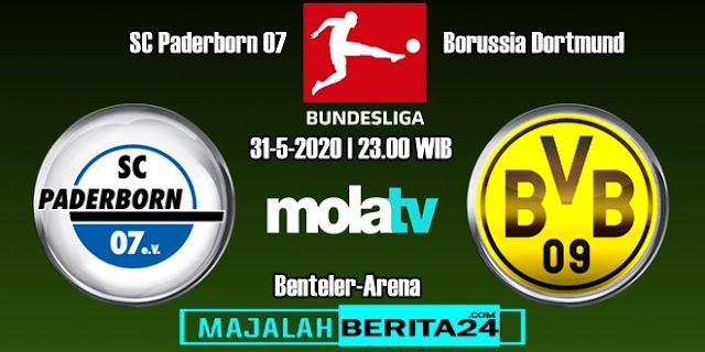 Prediksi SC Paderborn vs Borussia Dortmund