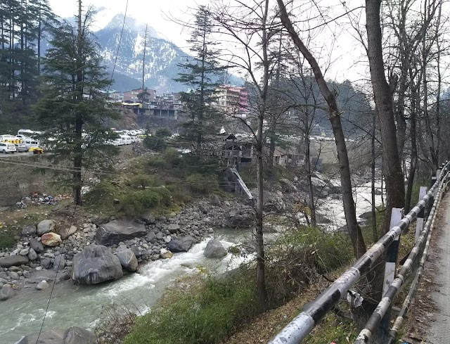 9 Places to visit in Manali