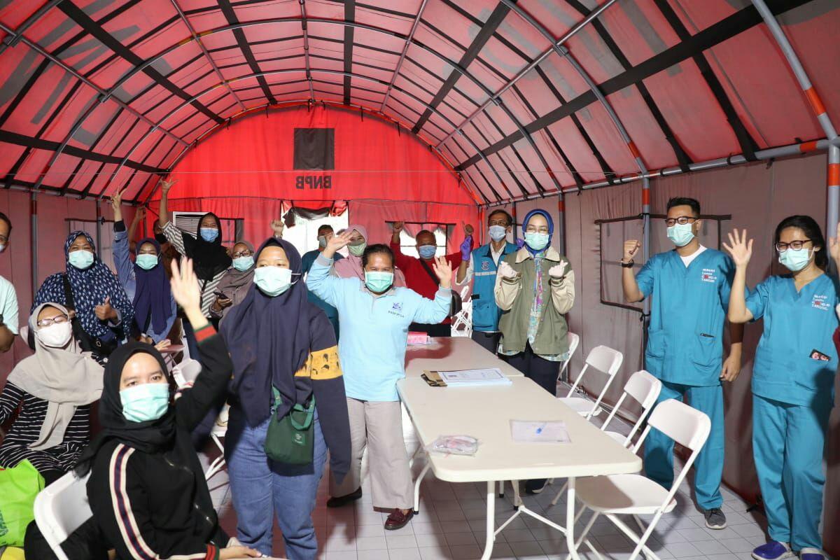 520 Orang Sembuh Di Tangsel Setelah Isolasi Di Rumah Lawan Covid 19   CipaseRa.com