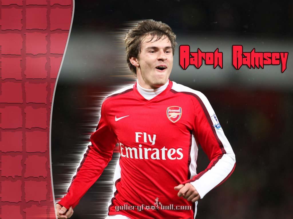 Ramsey: World Sports Hd Wallpapers: Aaron Ramsey Hd Wallpapers Arsenal