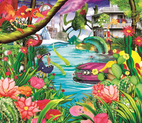 [Album] 水曜日のカンパネラ – UMA (2016.06.22/MP3/RAR)