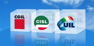 """Cgil Cisl Uil: """"È tempo di responsabilità e di dialogo sociale"""""""