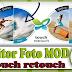 Como apagar imagem de foto  usando TOUCHretouch MOD