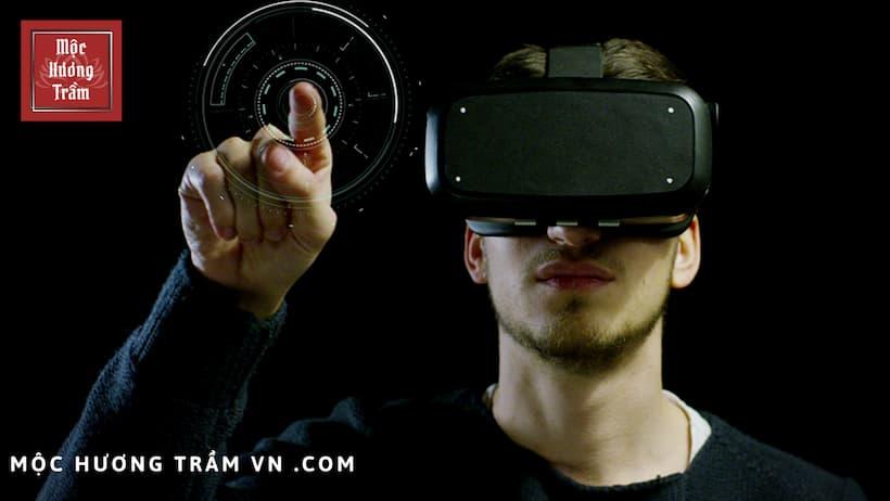 AI virtual reality technology and simulated universe