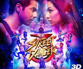 Muqabla song lyrics in HINDI - STREET DANCER 3D SNG LYRICS