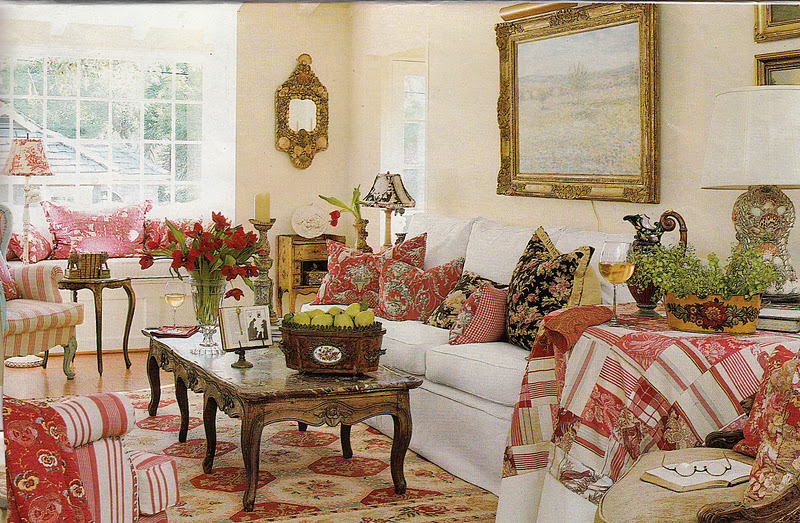 Hydrangea Hill Cottage: French Country Cottage Charm In