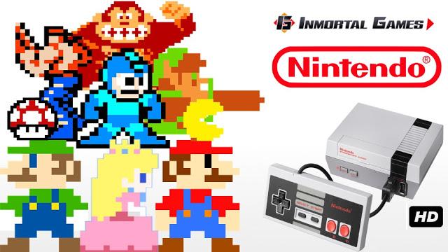 NES Emulator - Inmortal Games Usa