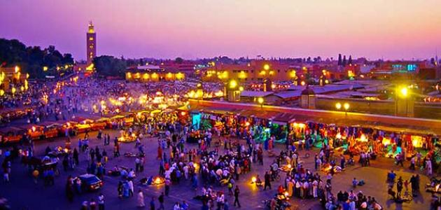 Marrakesh: The red city
