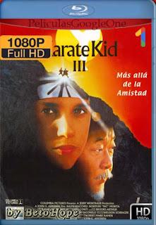 Karate Kid 3: El Desafio Final [1989] [1080p BRrip] [Latino-Inglés] [GoogleDrive] LaChapelHD