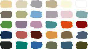 Beautiful Annie Sloan Chalk Paint Colors 2016