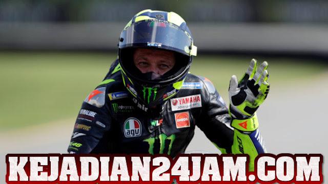 Perpisahan Rossi Dengan Tim Yamaha Sebagai Hal Yang Tidak Biasa