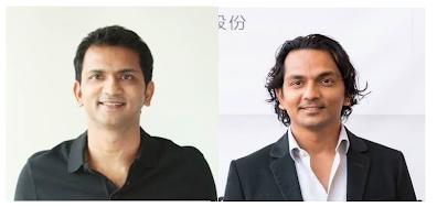 Media.net founders, Youngest billionaires from India Turakhia brothers, Bhavin and Divyank Turakhia, bigrock founders Turakhia bros, Rich and stylish Turakhia brothers,