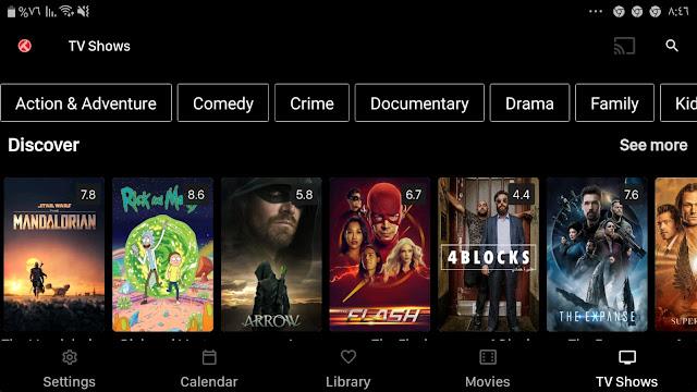 افضل تطبيقات لمشاهدة وتحميل الأفلام بالترجمة 2020 - شاهد احدث الافلام مجانا على هاتفك الاندرويد !!