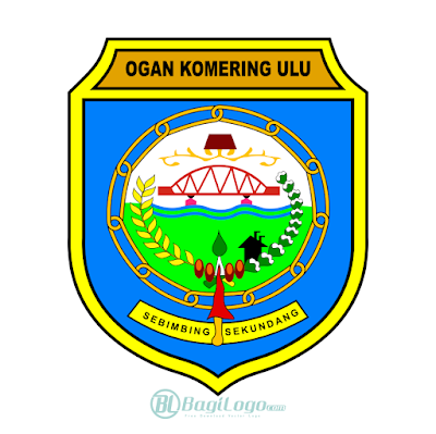 Kabupaten Ogan Komering Ulu Logo Vector