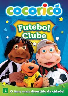 Cocoricó: Futebol Clube - DVDRip Nacional