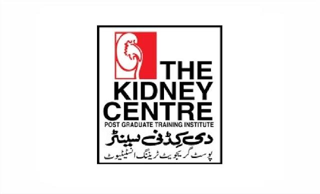 Latest Jobs in The Kidney Centre Post Graduate Training Institute