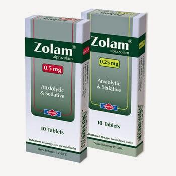 سعر ودواعي إستعمال زولام Zolam لعلاج القلق والتوتر