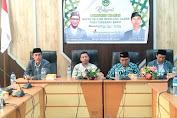Rakorwil IPNU NTB, Putuskan Lombok Utara Tuan Rumah Harlah IPNU ke 66 di NTB