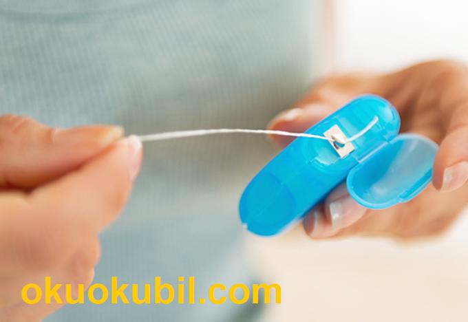 Günlük Diş İpi Kullanmanın 5 Şaşırtıcı Faydaları.