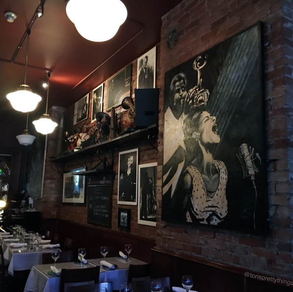 Nawlins Jazz Bar & Dining - Downtown Toronto - Tori's Pretty Things Blog