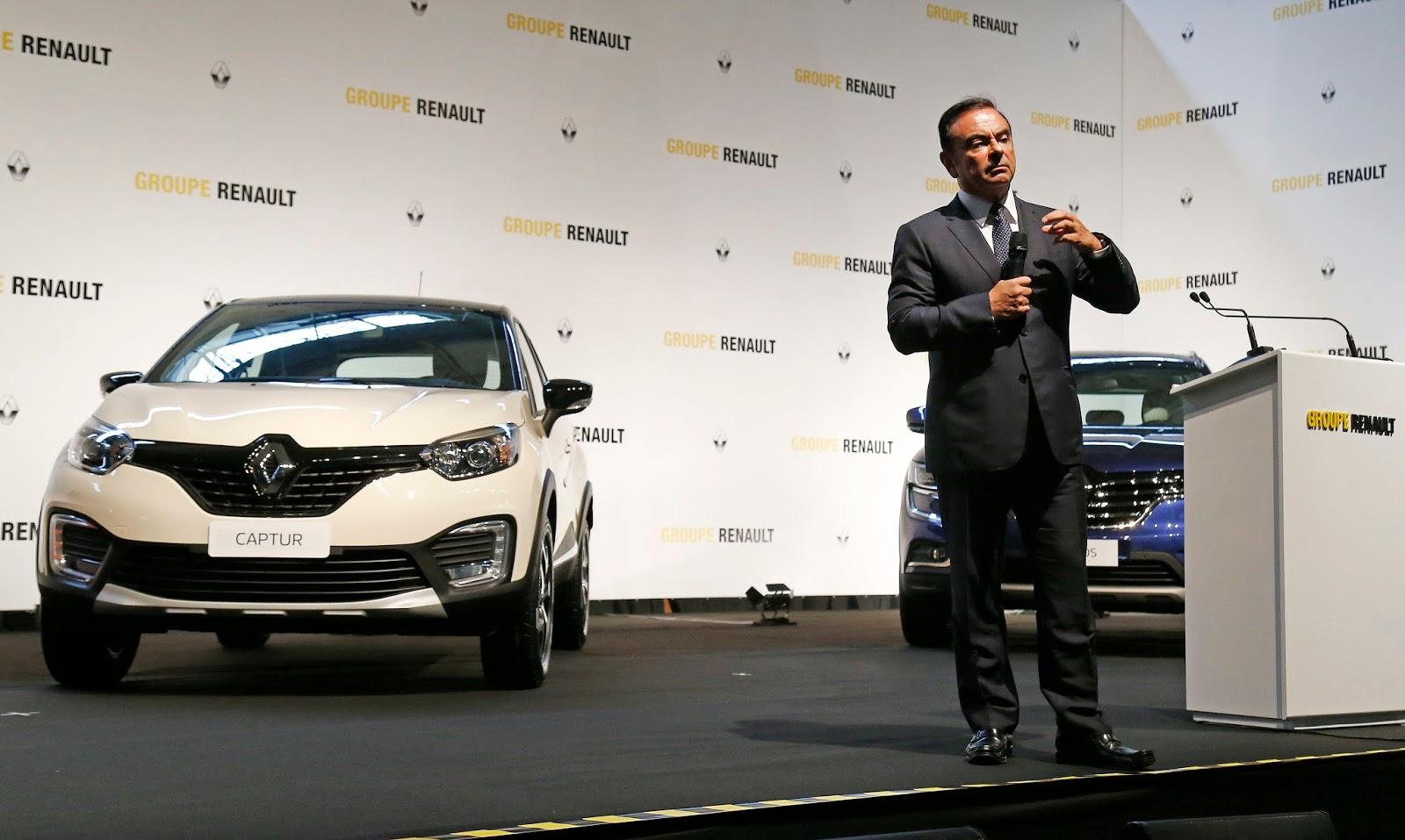 MaharPress: Nova linha de SUVs Renault no Brasil