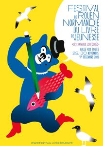 http://www.festival-livre-rouen.fr/