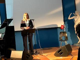 Η Περιφερειάρχης στη Βασιλεία της Ελβετίας για τα 25 χρόνια προσφοράς του Πολιτιστικού Κύκλου των Φίλων της Ελλάδας στη Βασιλεία