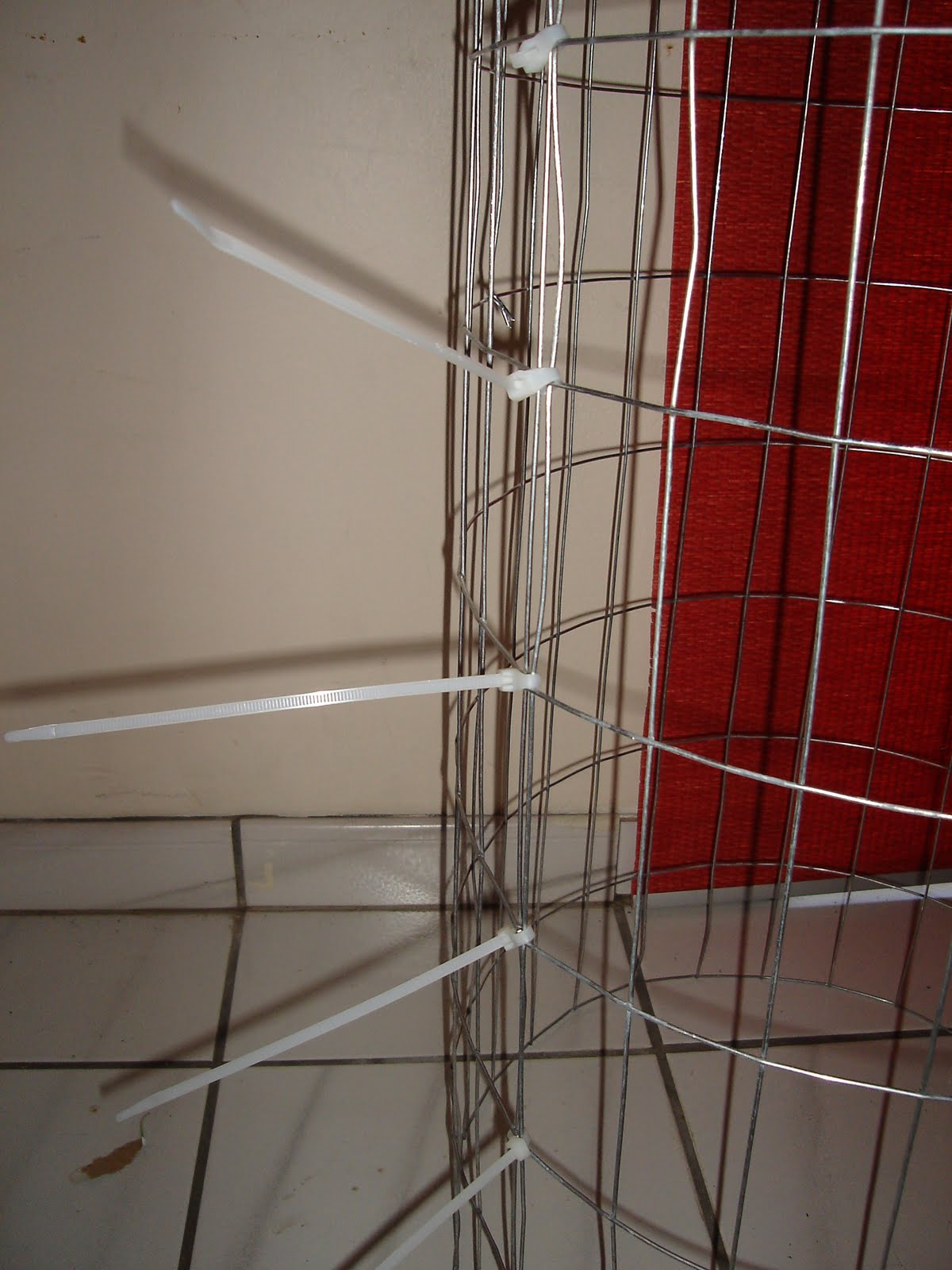 Back to the Basics!: DIY Tomato Cages