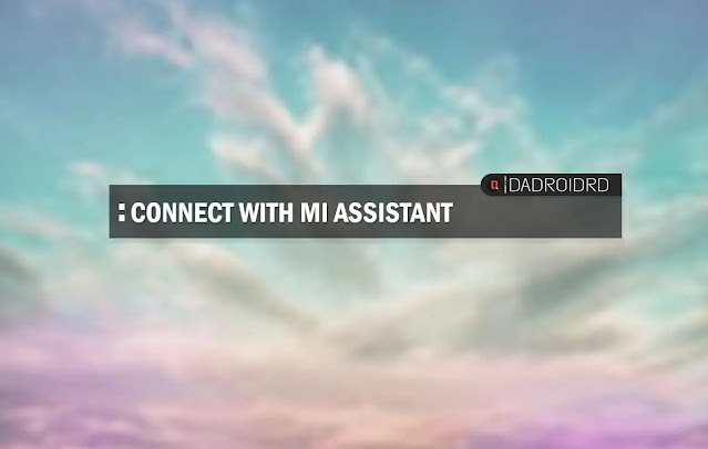 arti connect with mi assistant