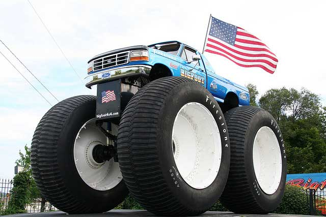 Bigfoot 5