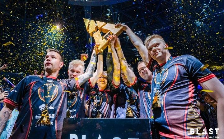 [CS:GO] ENCE lên ngôi vô địch tại BLAST Pro Series Madrid và chấm dứt kỷ lục của Astralis