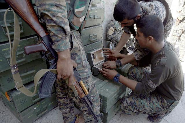 ما وراء الرقة، معركة أكبر حجما لهزيمة داعش والسيطرة على سوريا تلوح في الأفق