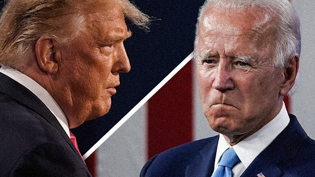 BREAKING: Biden stumbles up stairs to Air Force One MULTIPLE TIMES and it looked BAD
