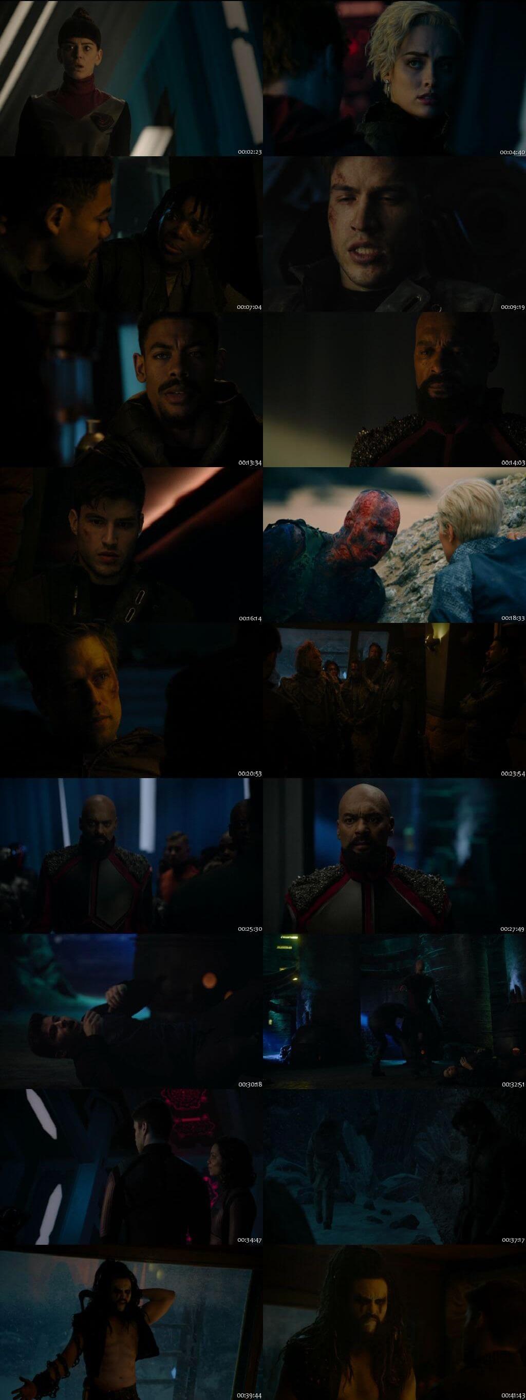 Screenshots Of English Show Krypton Season 02 Episode 10 2019 WEB-DL 720P 300MB