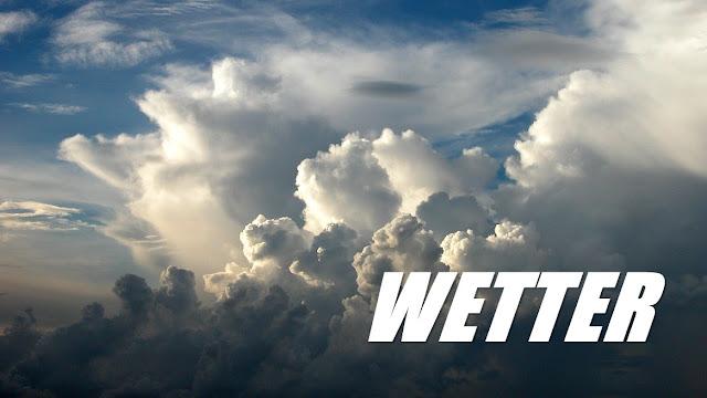 Windradar. Niederschlag, Wind Wetter. Meteo Radar Deutschland