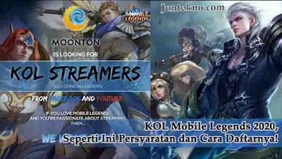 KOL Mobile Legends 2020