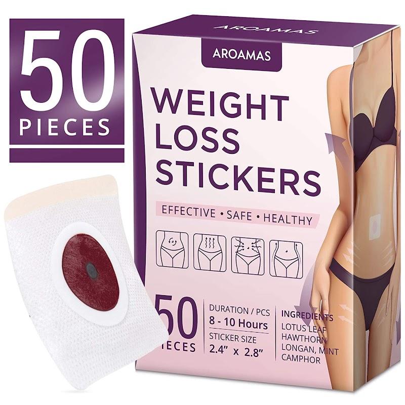 30% OFF 50pcs Weight Loss Sticker