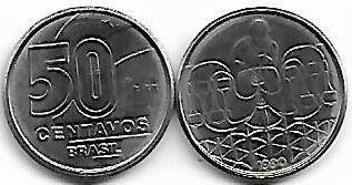 50 centavos, 1990