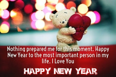 Happy new year images with love
